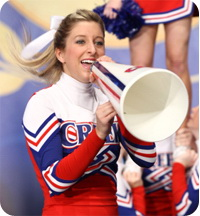 HELP! What should i write for my short essay on cheerleading and leadership?