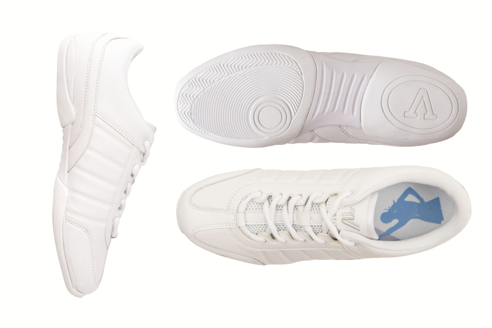 CheerandPom Blog: Our Projected Top 5 Cheer Shoes for 2012