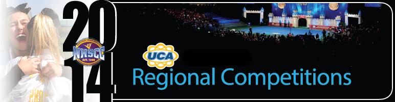 UCA Cheerleading Competitions