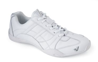 Q: What should an athlete look for in a shoe that'll benefit them across all fundamentals of cheerleading